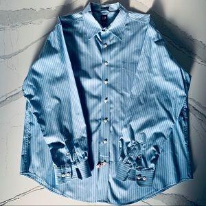 "GAP Classic Button Down Dress Shirt 18-18.5""/XXL"